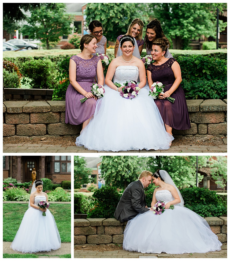 Bridal portraits in Buffalo, NY