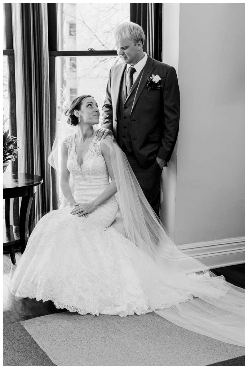 Bridal Portraits in Buffalo, NY.