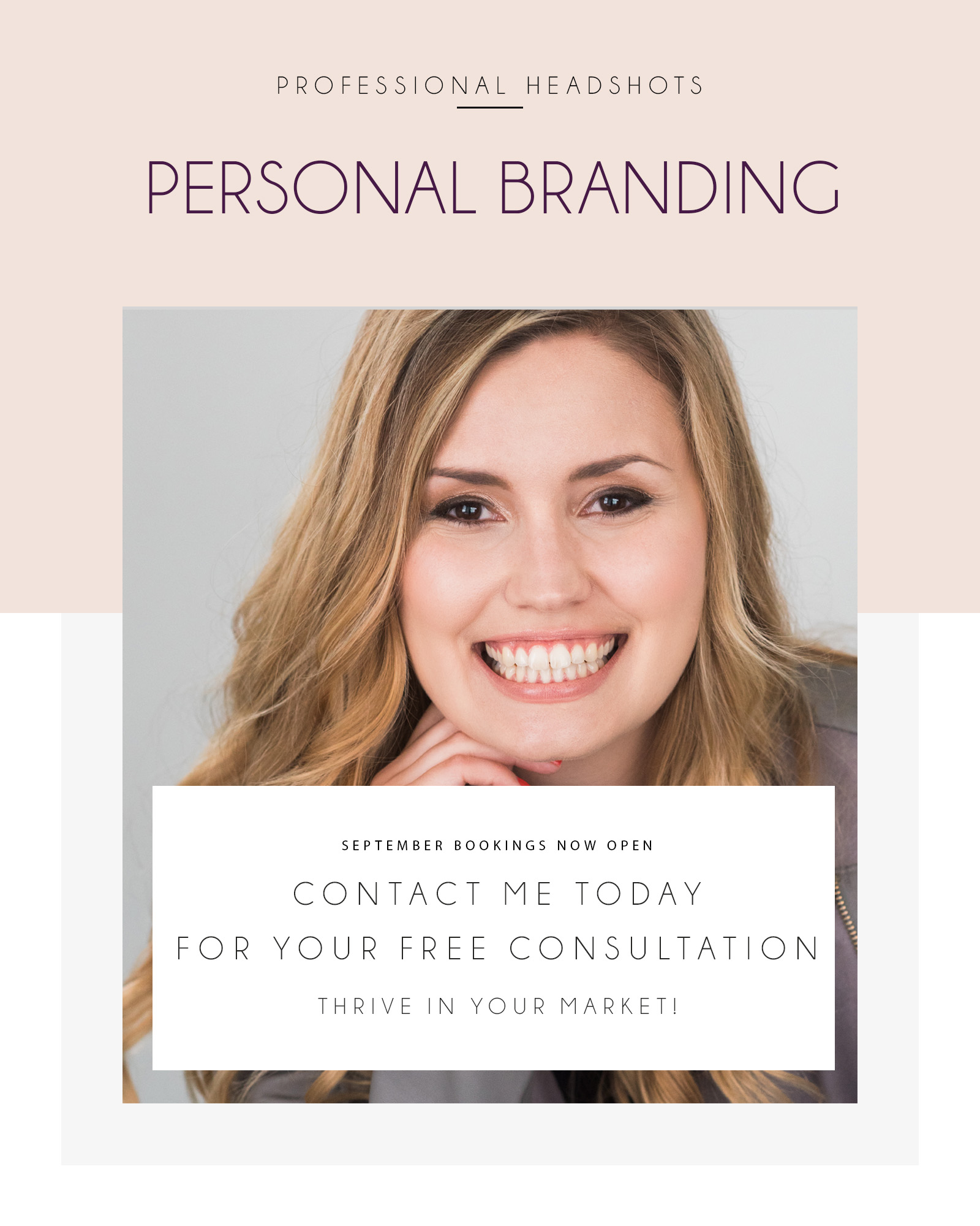 Personal Branding and Headshot photography in Buffalo Image