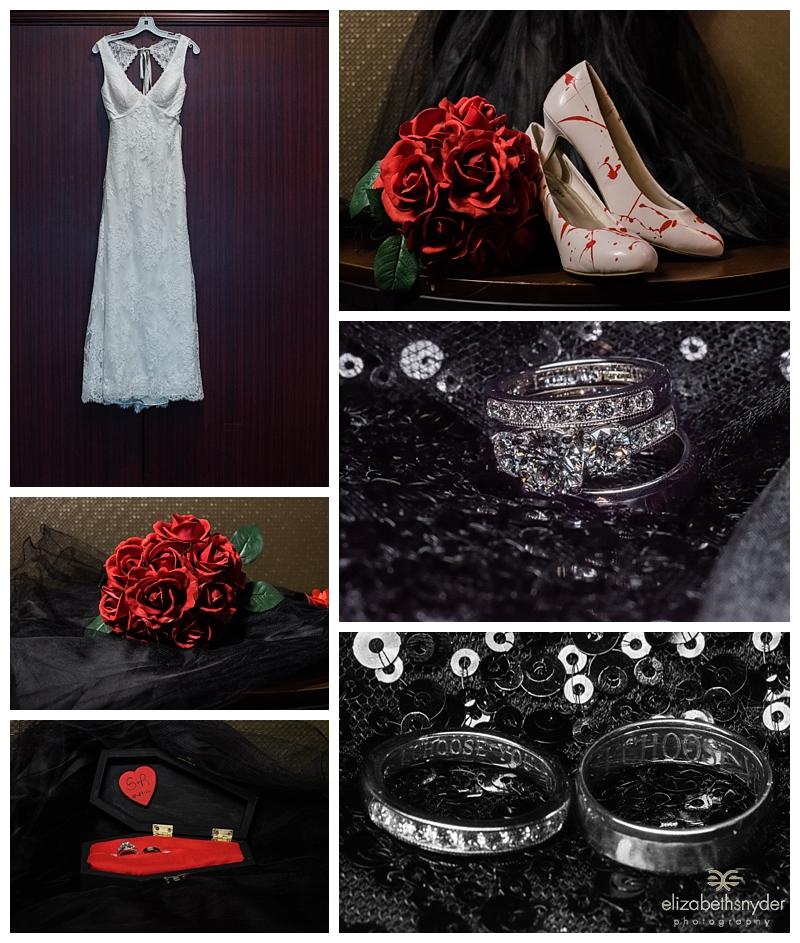 Wedding Gowns Buffalo Ny: Zombie Apocalypse Fall Wedding