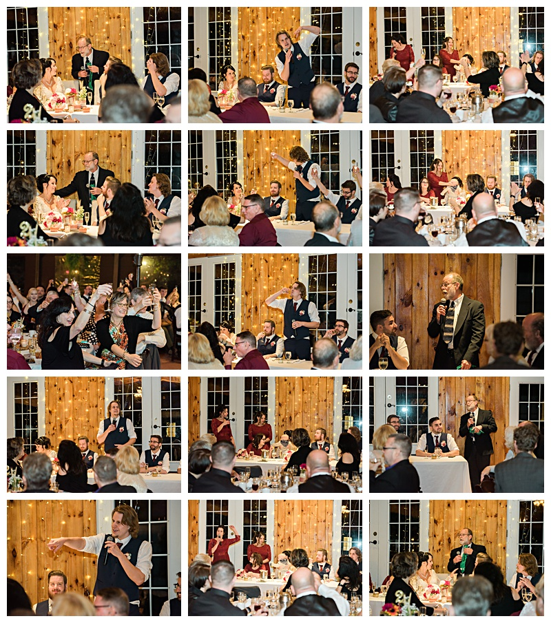 wedding reception in Buffalo, NY